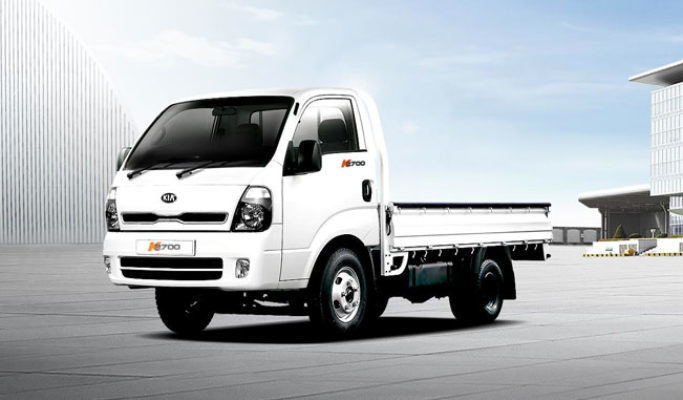 KIA K2700 BIG UP Mobil KIA Jakarta Indonesia